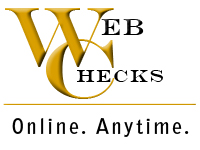 Web Checks